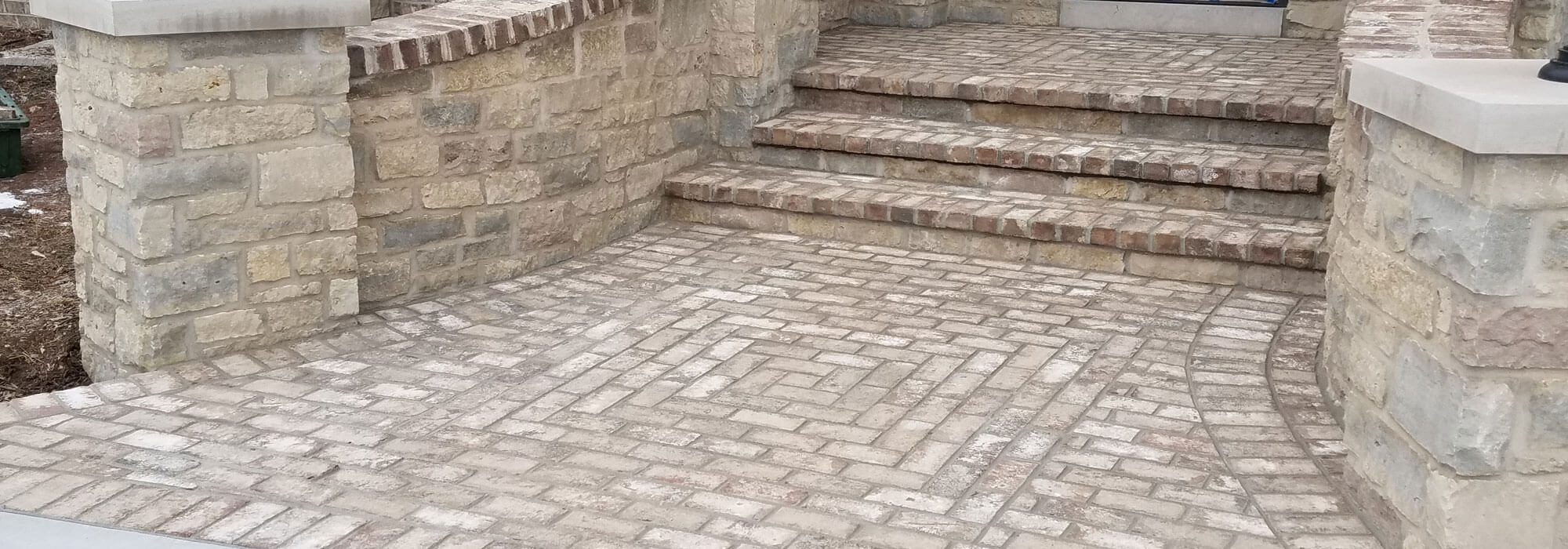 Appleton Patio Installation Services - Ulman Masonry