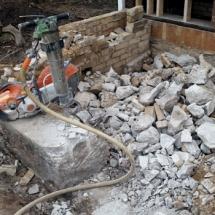 Stoop Demolition