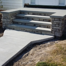 Lay Stones for Stoop