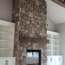 Ulman Masonry - Fireplace Brickwork