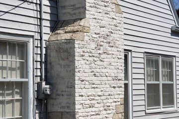 Ulman Masonry - Chimney Brickwork